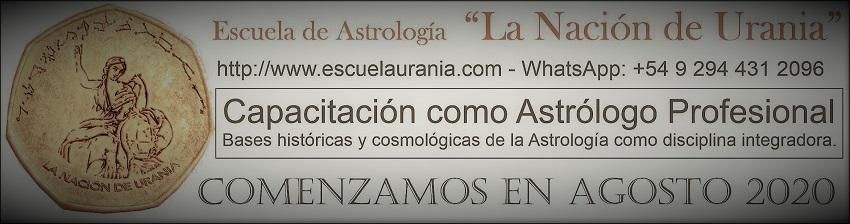 Carrera de Astrologia